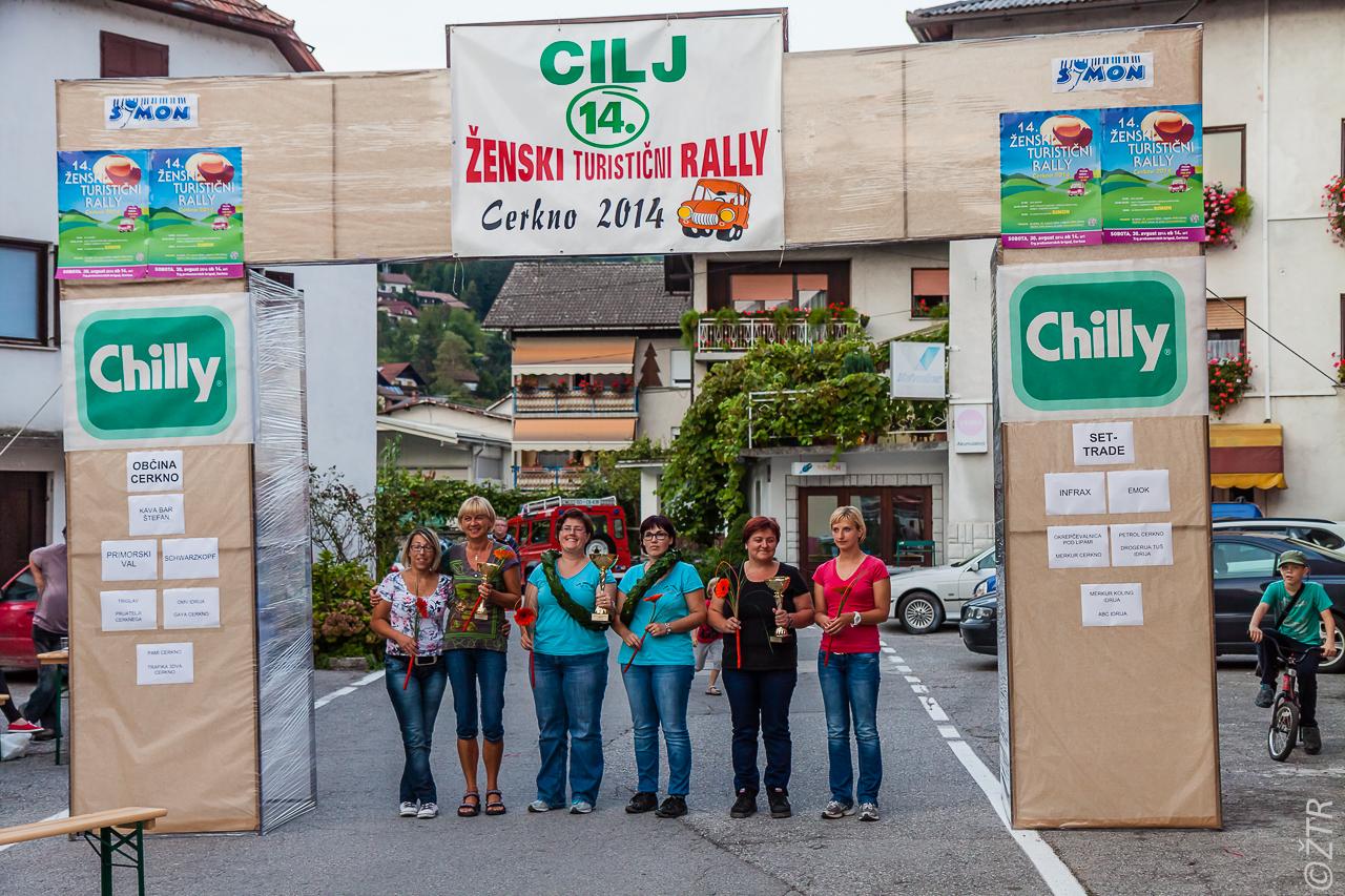 Ženski Turistični Rally